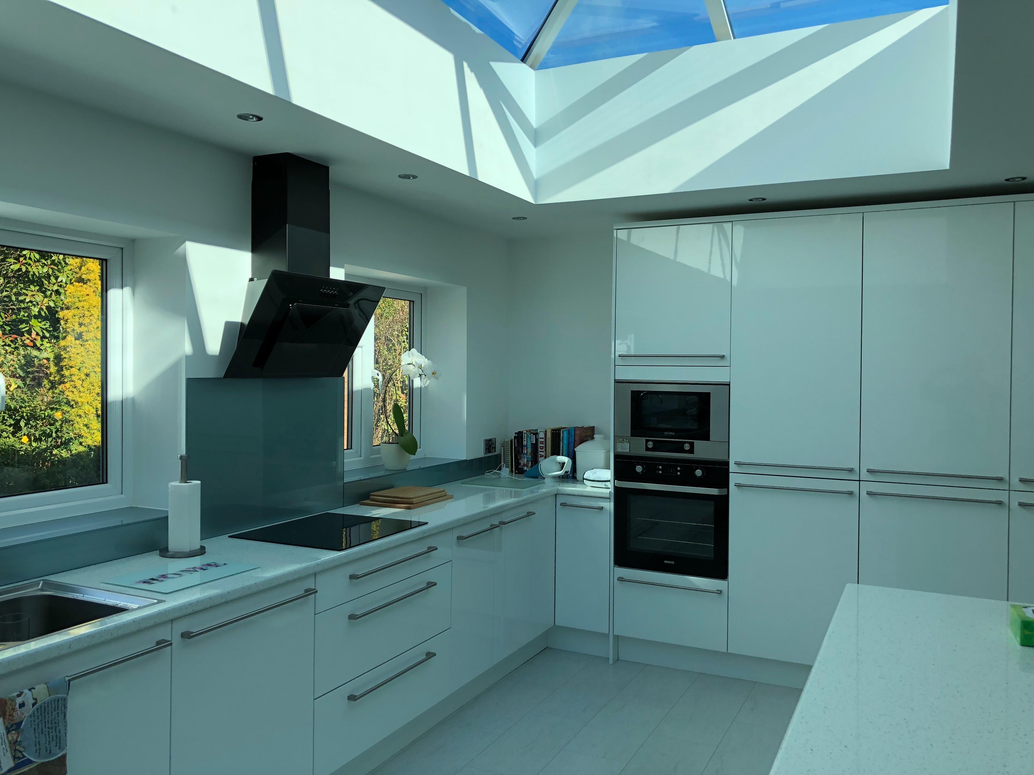 Stone Kitchen Extension