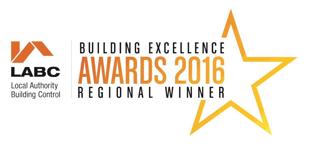 LABC Building Excellence Awards 2016 logo