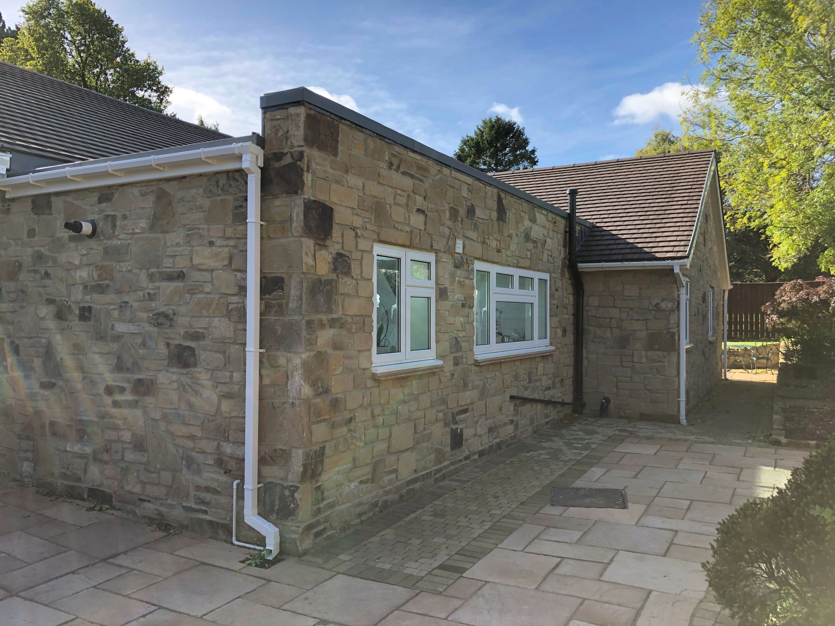 Stone Kitchen - Extension